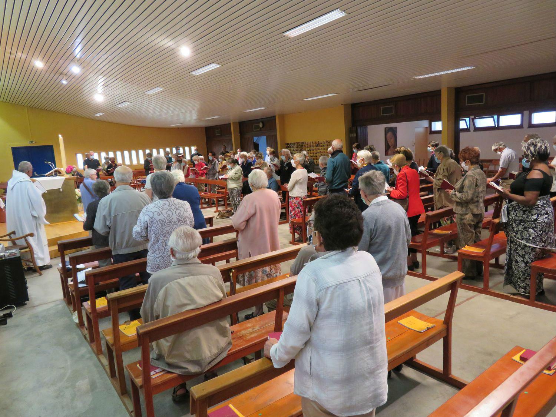 Messe du 14 juin 2020